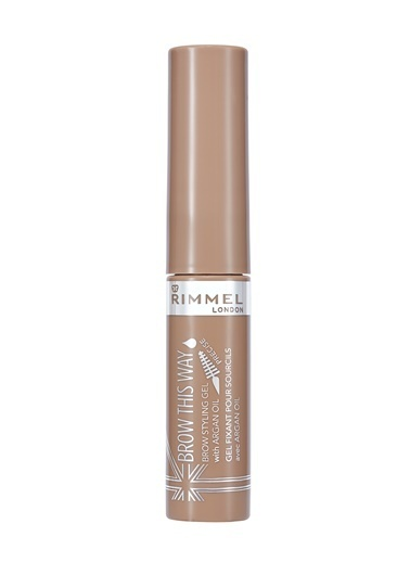 Rimmel London Brow This Way Brow Styling Gel With Argan Oil - Blonde-Rimmel London